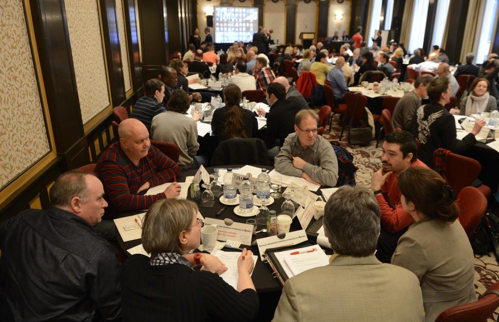 Rencontre annuelle de francisation - 2014