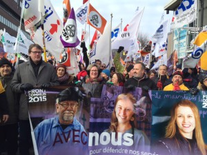 Front commun_Greve nationale_Montreal_2015-12-09_11