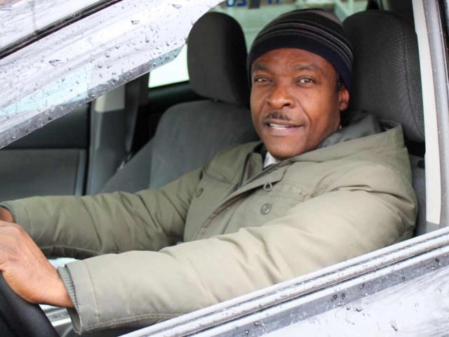 Métier : chauffeur de taxi