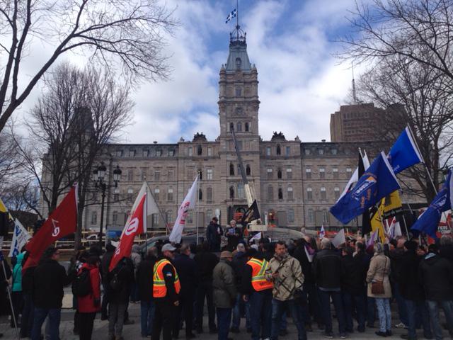 28 avril 2016 à Québec