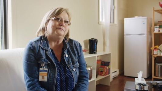 Métier: auxiliaire aux services de santé et sociaux