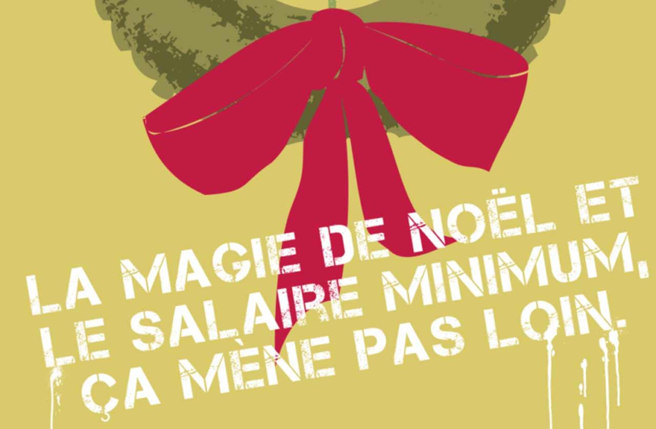 Campagne 2016 des cartes de Noël du Collectif pour un Québec sans pauvreté