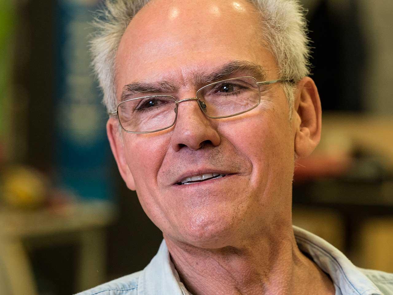 Omer Thibault, menuisier