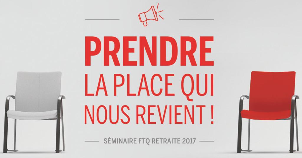 Séminaire FTQ sur la retraite 2017