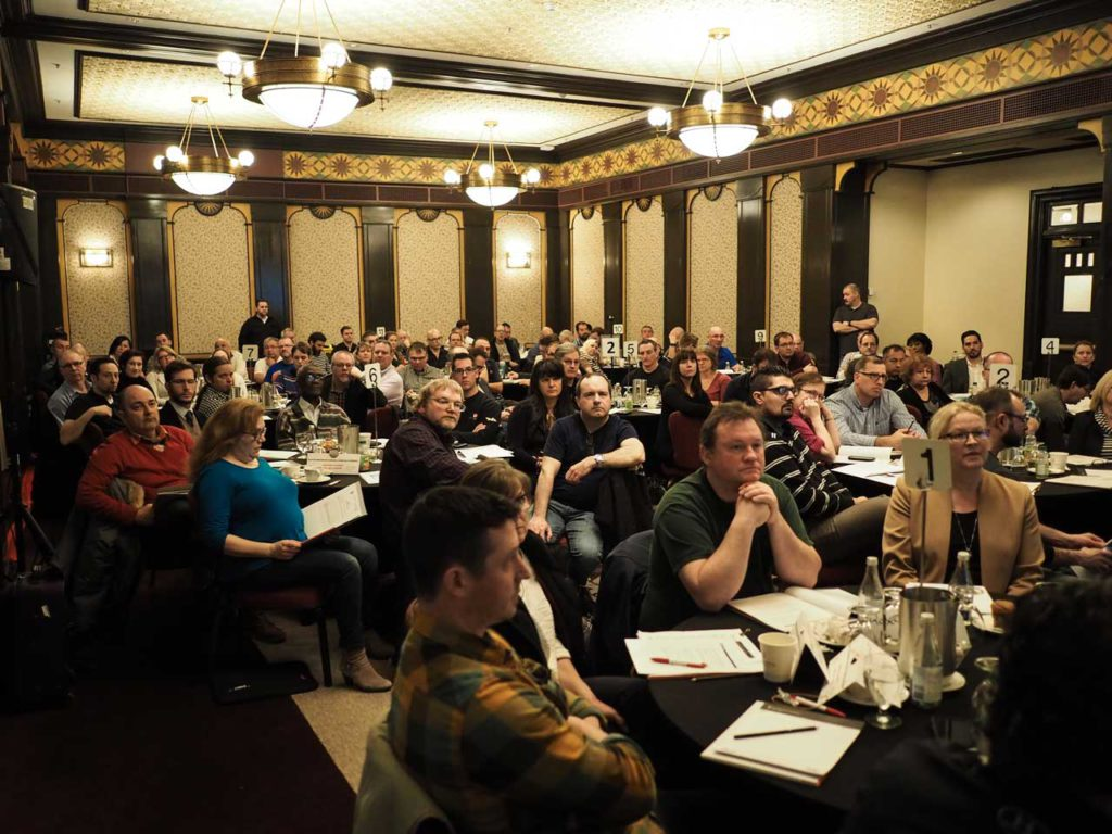 Rencontre annuelle des membres des comités de francisation 2017