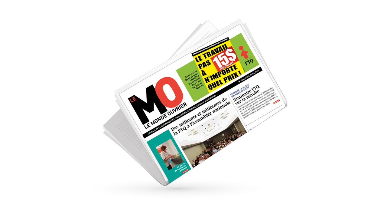 Monde ouvrier, no 120 (mars-avril 2017)
