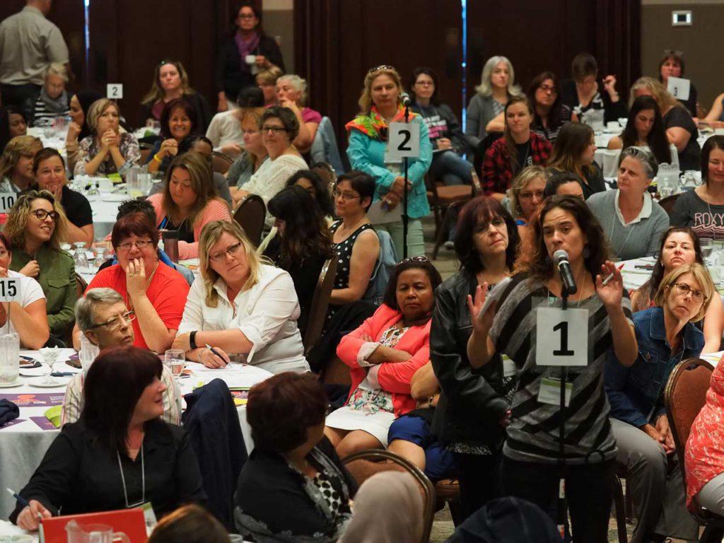 Rencontre biennale de réflexion en condition féminine 2017