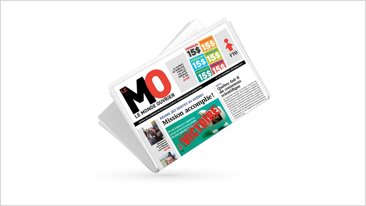 Monde ouvrier, no 123 (novembre-décembre 2017)