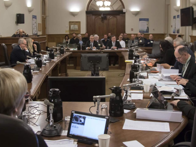 La FTQ en commission parlementaire sur le projet de loi no 152
