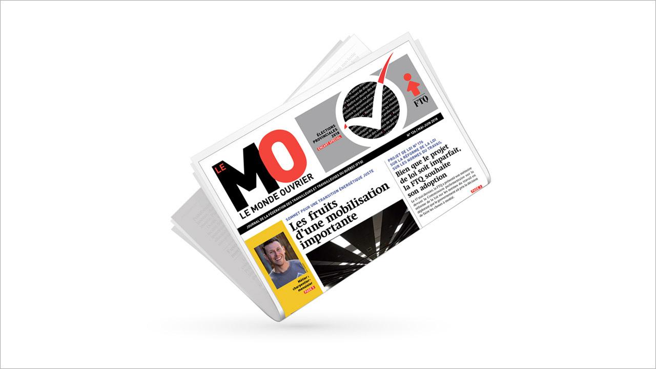 Monde ouvrier, no 126 (mai-juin 2018)