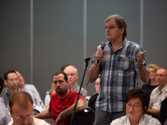 Rencontre annuelle des membres des comités de francisation de la FTQ 2018