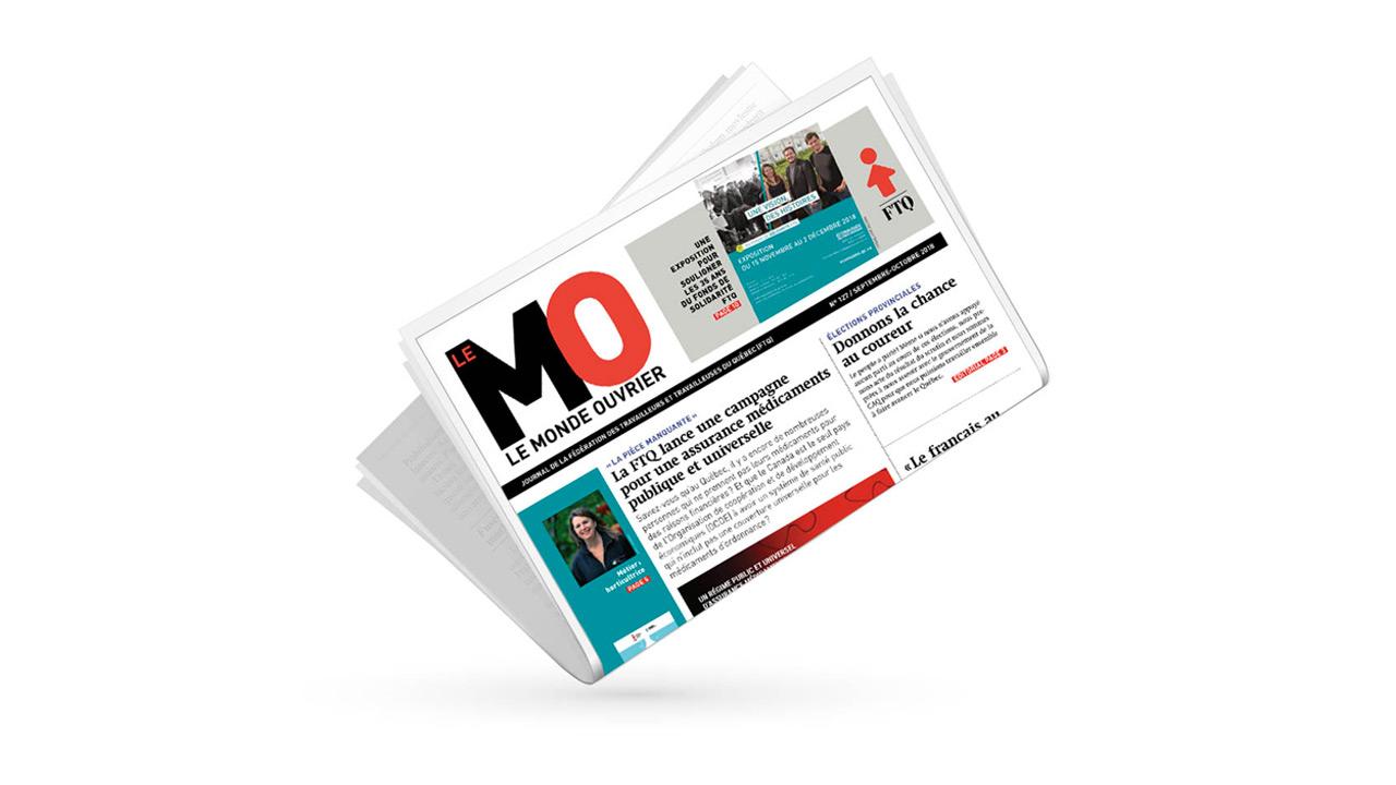 Monde ouvrier, no 127 (septembre-octobre 2018)