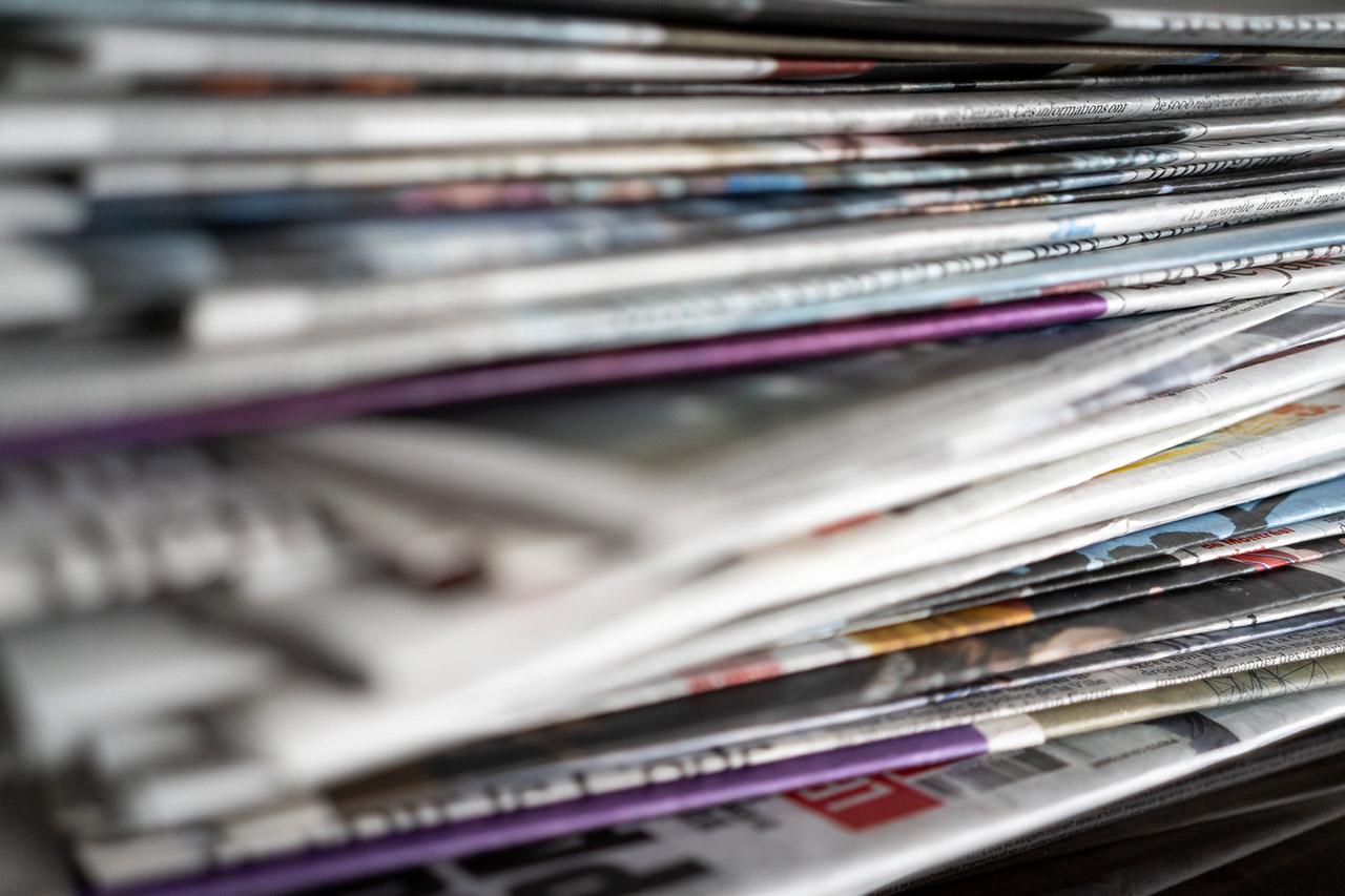 Journée de réflexion sur la crise des médias