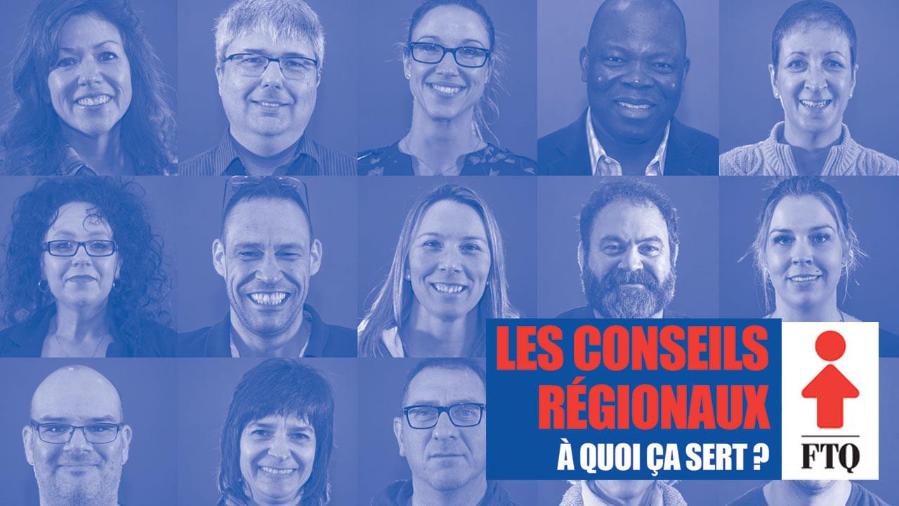 Les conseils régionaux - À quoi ça sert?