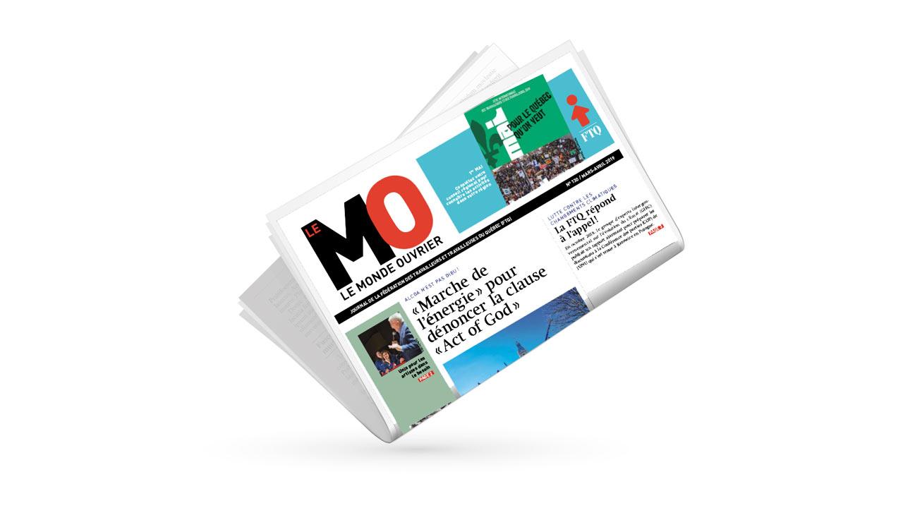 Monde ouvrier, no 130 (mars-avril 2019)