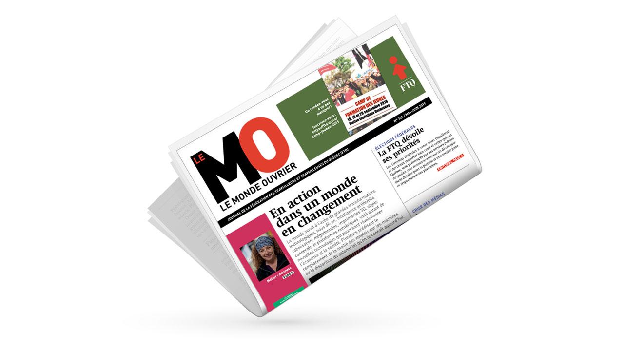 Monde ouvrier, no 131 (mai-juin 2019)
