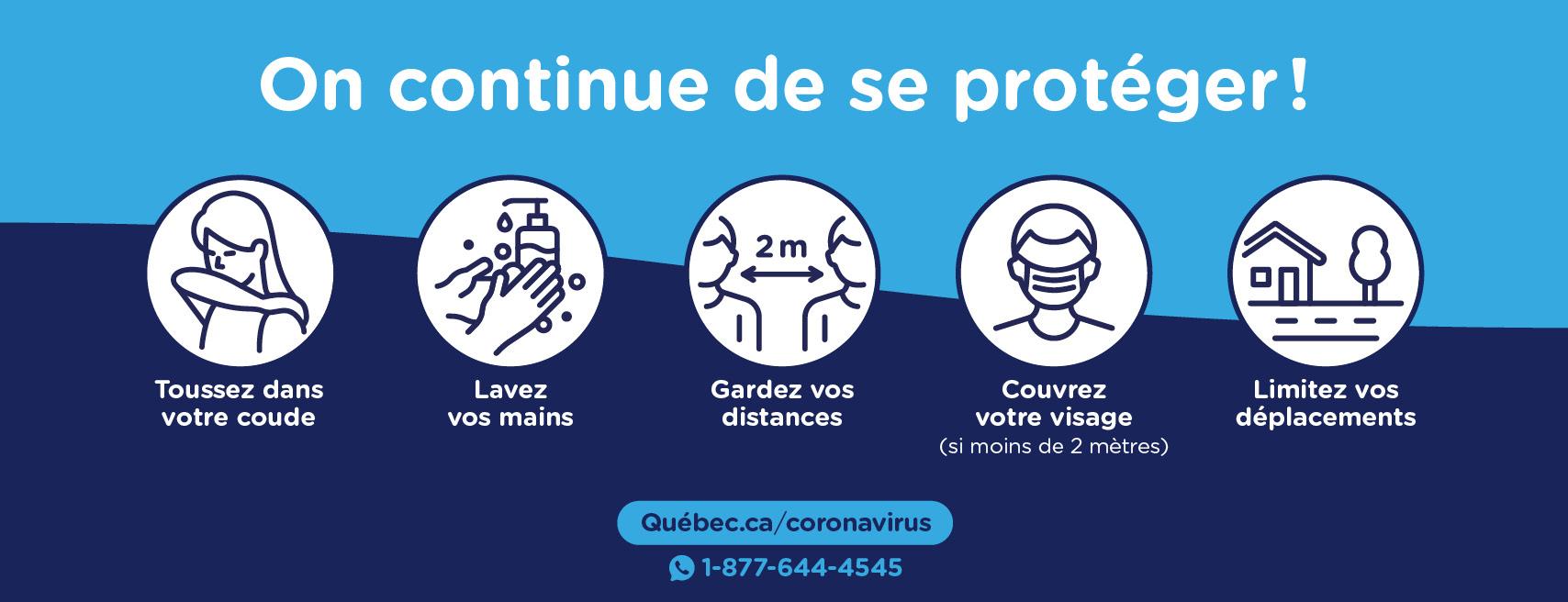 Mises A Jour Sur La Covid 19 Ftq Federation Des Travailleurs Et Travailleuses Du Quebec
