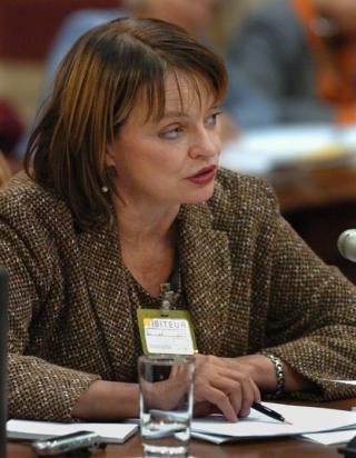 Économiste à la FTQ, Monique Audet est étroitement associée aux négociations du secteur public. <br> <br><i>©Photo Archives,Didier Debusschère</i>