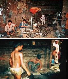 Photo: Le travail des enfants et l 'investissement responsable