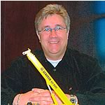 Yves Derosby, directeur de la section locale 791G des grutiers de l'Union des opérateurs de machinerie lourde.