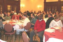 Près d'une centaine de personnes ont participé ce vendredi l7 mars à la  Rencontre annuelle des membres des comités de francisation de la FTQ.