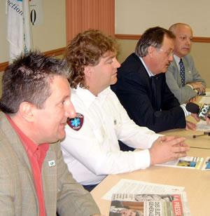 Conférence de presse SQEES-FTQ