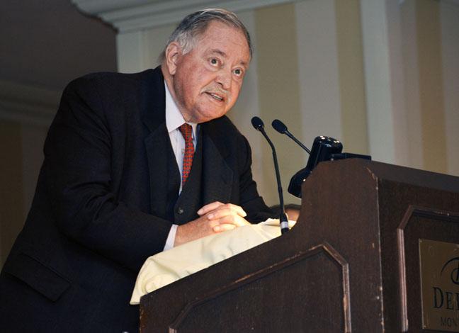 Photo de Jacques Parizeau, ancien premier ministre du Québec