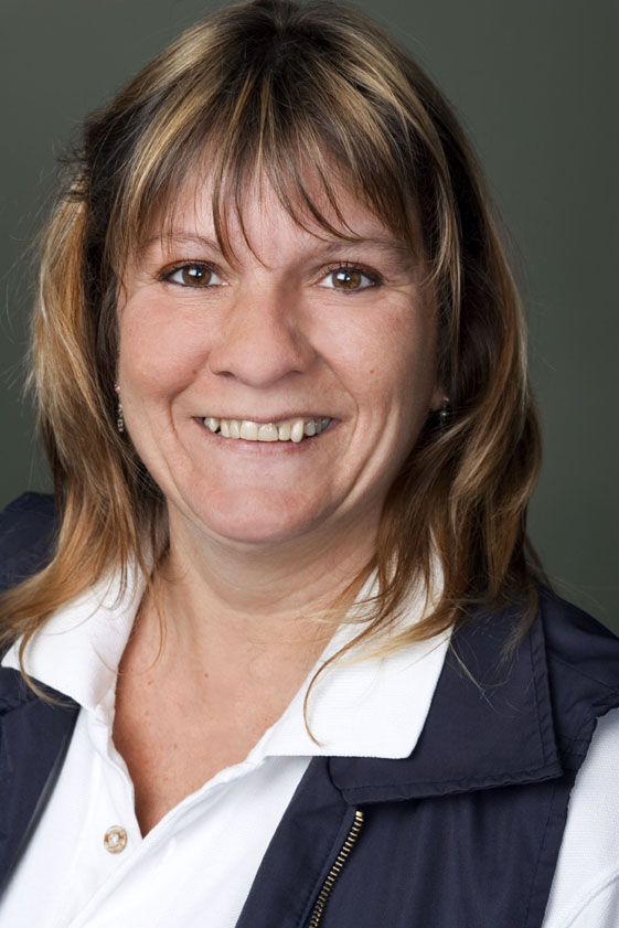 Hélène Simard, vice-présidente de la FTQ.