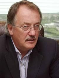 Henri Massé, président de la FTQ