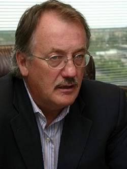 Henri Massé, président de la FTQ <br> <br>Photo Serge Jongué