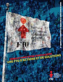 Visuel du Congrès 2007 de la FTQ