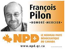 M. François Pilon