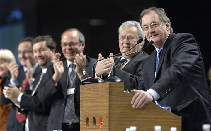 Photos du Congrès de la FTQ.