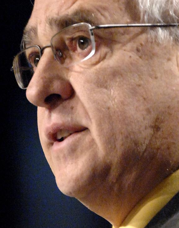 Le juge Louis Morin, ex-président de la CRT