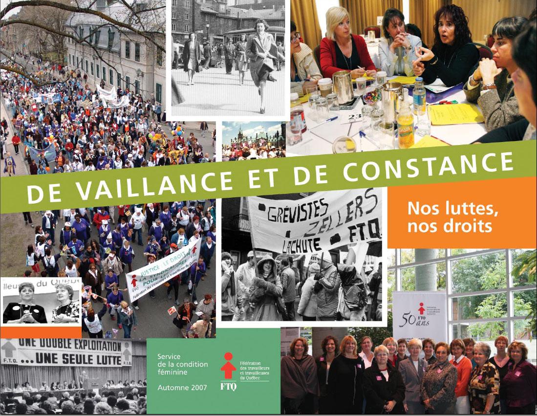 Page couverture de la publication.