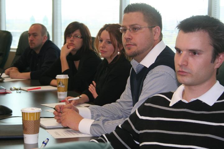 Photo du Comité des jeunes