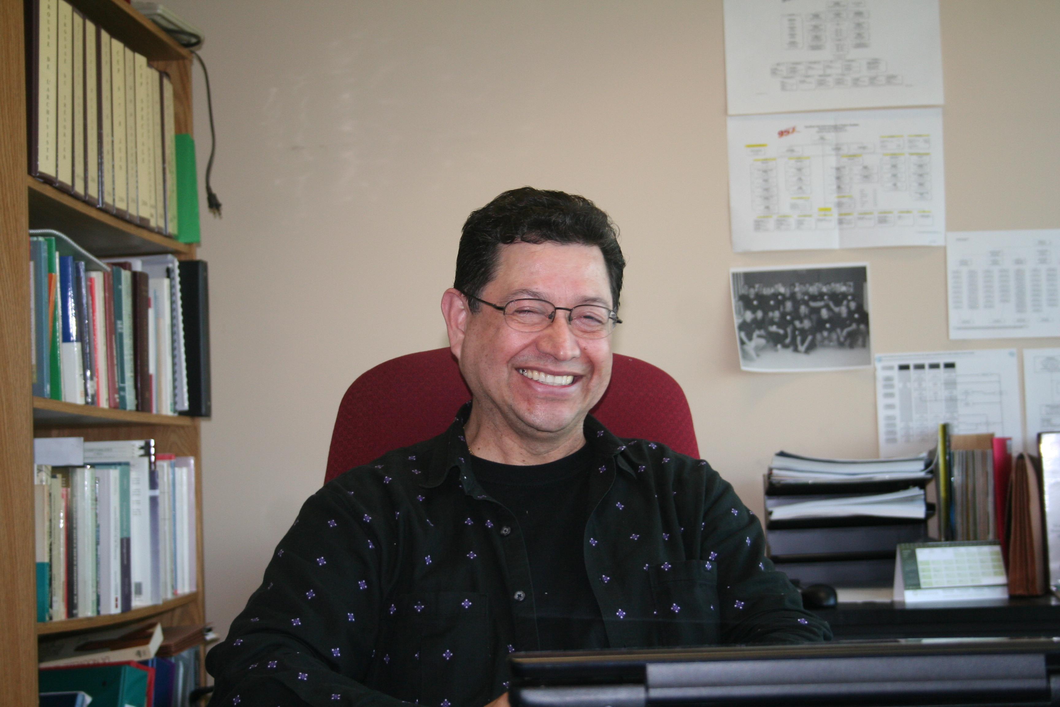 Oswaldo Montoya syndicaliste de coeur et d'action