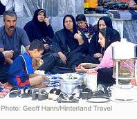 <i>(Photo tirée du site Oxfam Québec : http://www.oxfam.qc.ca )