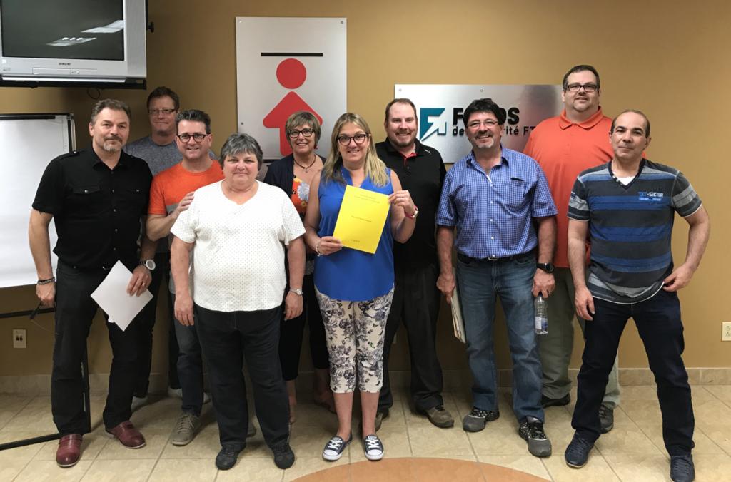 Lancement du Programme soutien Outaouais